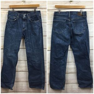 Men's Banana Republic 078 Straight Leg Jeans 31x32